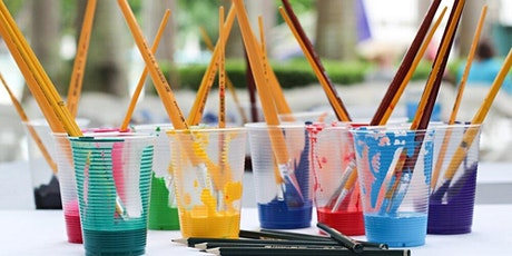 School Holiday Art Workshops tickets