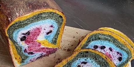 KIDS Rainbow Sourdough Baking Class with Shima Shimizu tickets