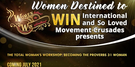 The Total Woman's Workshop--FAITH, FAMILY, FINANCES, and FITNESS tickets