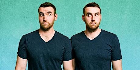 The Stevenson Experience - Stranger Twins @ Melbourne Comedy Festival tickets