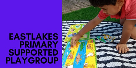 Eastlakes Supported Playgroup (0-5 years) Term 2 Week 1 tickets