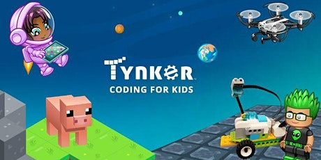 April Holiday Program  Newcastle-  Learn Tynker (5-9years old) tickets