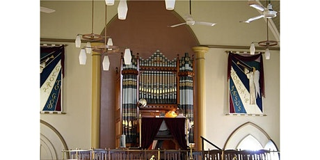 The Pipe Organs of Gympie tickets