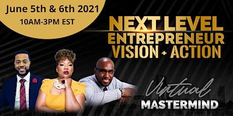 Next Level Entrepreneur Mastermind tickets