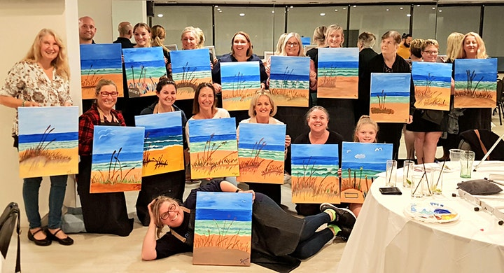 Sip and Paint in Glebe image