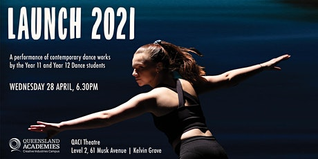 QACI Dance presents: Launch 2021 tickets