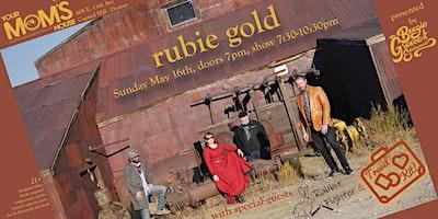 Rubie Gold w/ Travel Kit & Rabbit Fighter