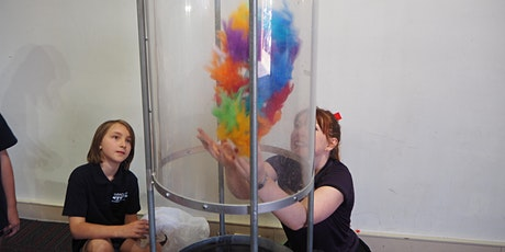Discovery VCES School Holiday Program - Wind Tunnels tickets