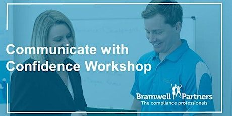 Communicate with Confidence Workshop tickets