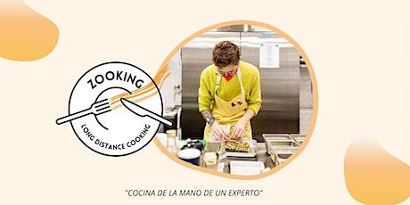 ZOOKING: Long distace cooking boletos