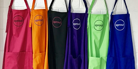 Sprout Cooking Classes at Brighton Central tickets