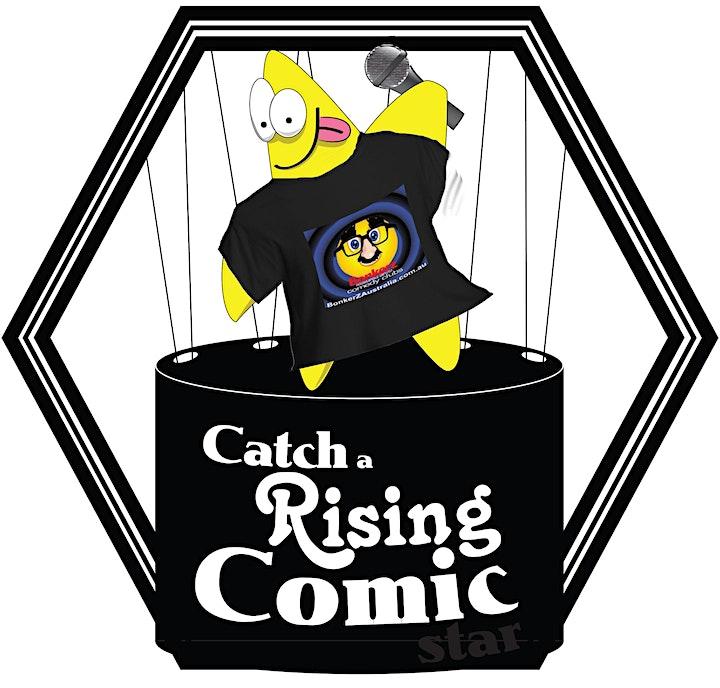 BonkerZ Presents: Catch A Rising Comic Thursdays image