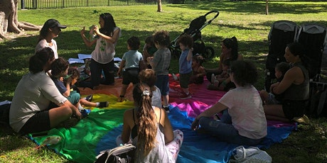 Sensory Playtime at the Park tickets