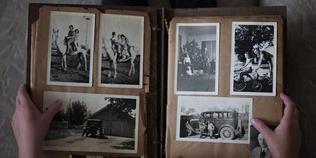 Australian Heritage Festival - Preserving your Photos for the Future tickets