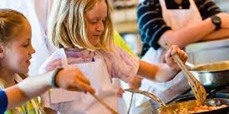 Week 4 - Culinary Summer Camp (July 12th - July 16th, 9am-12:30pm) $275 tickets