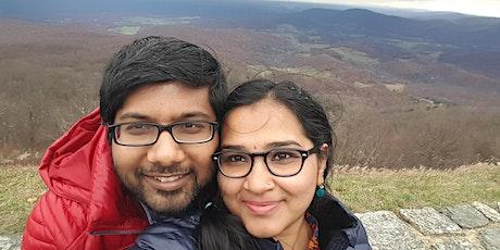 Hari and Vikram's Wedding tickets