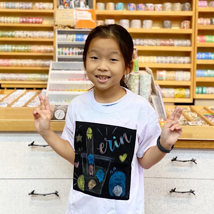 Chalk Lettering Kids Workshop image