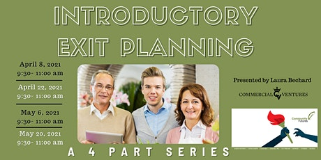 Exit Planning  Introductory Series tickets
