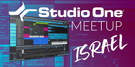 Studio One E-Meetup - Israel tickets