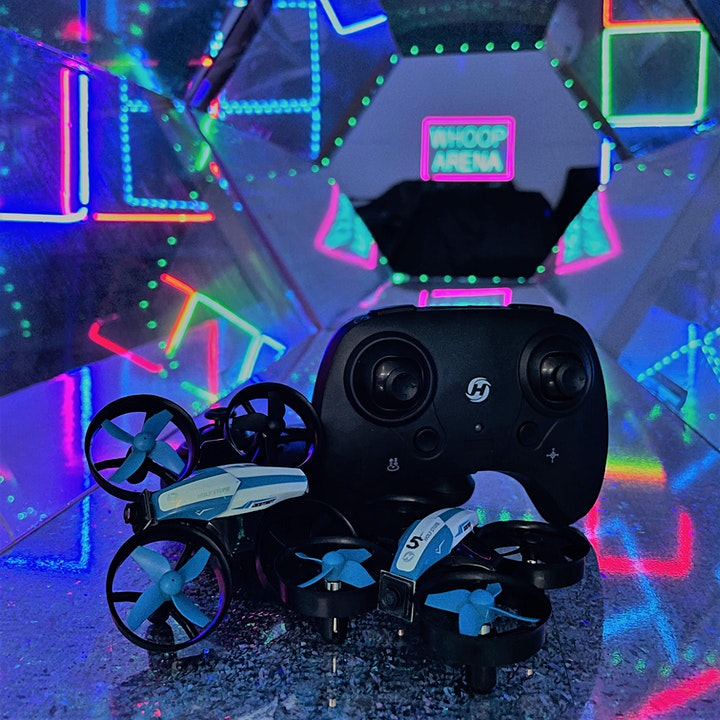 30mins FPV Drone Racing Experience for Beginner with FPV Drone Kit Rental image