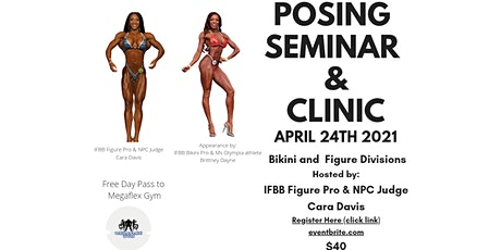 Charlotte Posing Seminar and Clinic tickets