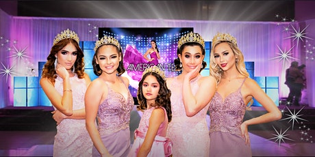 Miss American Teen International Finals 2021 tickets