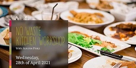 No Waste Kitchen Workshop tickets