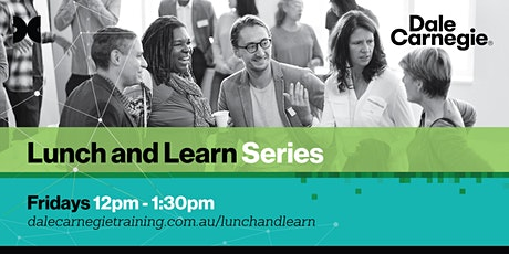 Lunch and Learn: Managing Stress, Worry and Wellbeing tickets