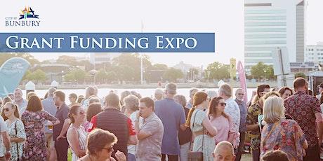 City of Bunbury Grant Funding Expo tickets