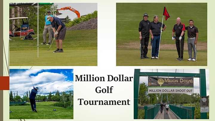 Rotary Club of Edmonton - Million Dollar Hole-in-One Golf Tournament image