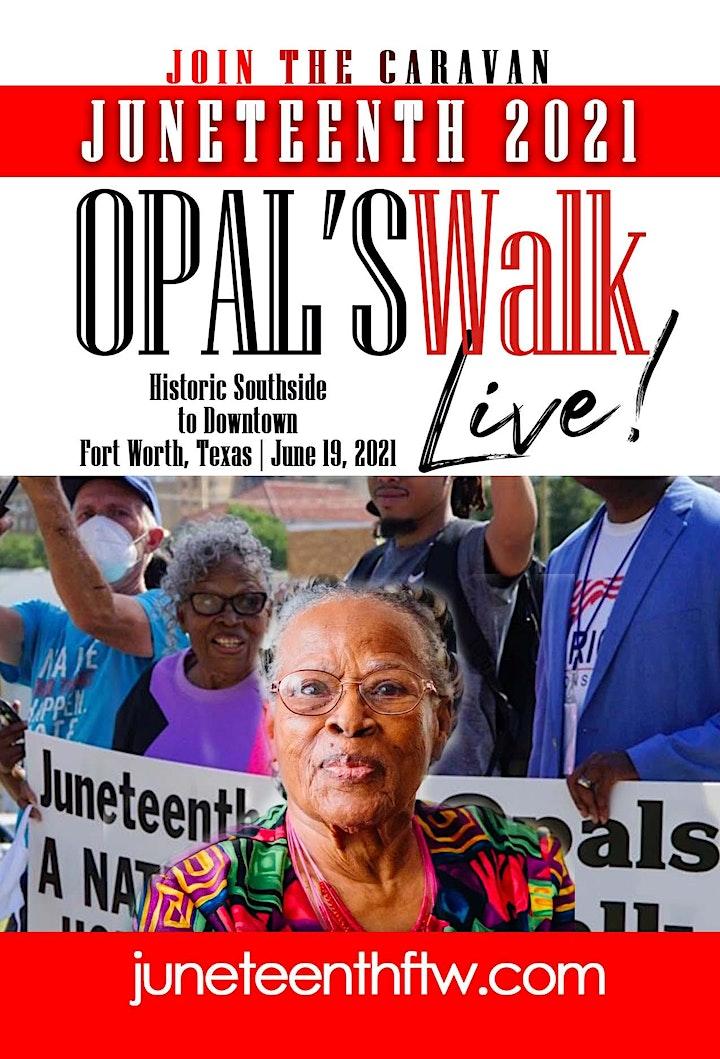 Opal's Walk Caravan 2021 image