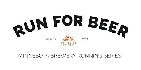 Beer Run - Lynlake Brewery | 2021 MN Brewery Running Series tickets