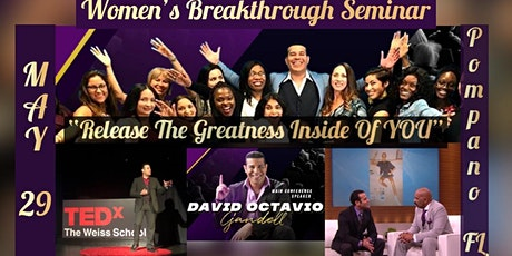 """Release The Greatness Inside of You"" - Women's Empowerment Seminar tickets"