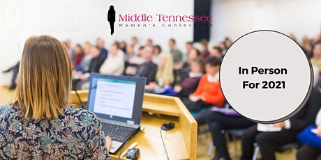 Middle Tennessee Women's Conference 2021 tickets
