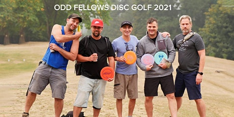 5th Annual Charity Odd Fellows Disc Golf Jamboree September 11, 2021 tickets
