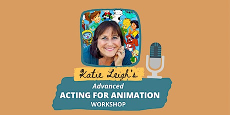 Advanced Acting For Animation Tickets