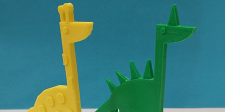 School Holiday Program - 3D Printing @ Glenorchy Library tickets