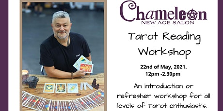 Tarot Reading Workshop-An introduction or refresher workshop for all levels tickets