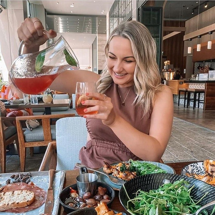 Bottomless Sangria Lunch | 1st May image