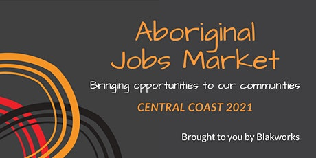 Central Coast Aboriginal Jobs Market tickets