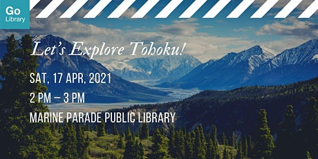Let's Explore Tohoku! tickets