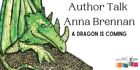 Author Talk  with Anna Brennan tickets