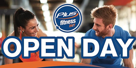 Plus Fitness Gordon - Open Day - Biggest Ever Sale Event tickets