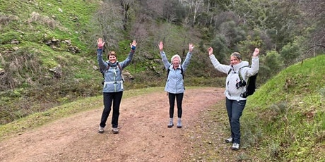 Wednesday Walks for Women - Chambers Gully 21st April tickets