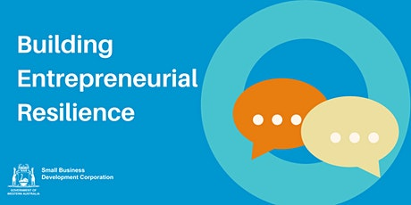 Building Entrepreneurial Resilience tickets