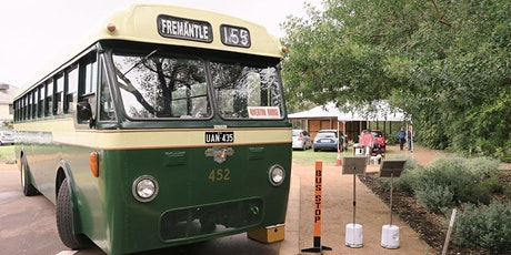 Bus Tours of Historic Canning tickets