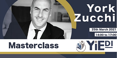 Masterclass on How To Find Clients tickets