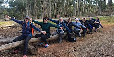 Wednesday Walks for Women - Belair Waterfall Hike 28th April tickets