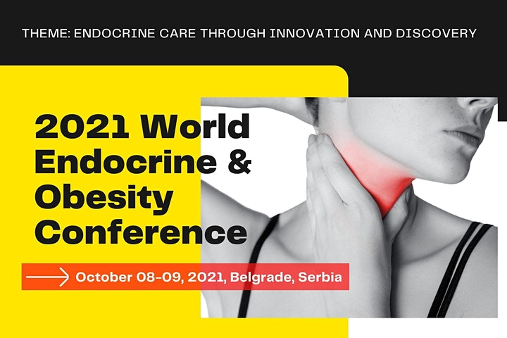 2021 World Endocrine and Obesity Conference image