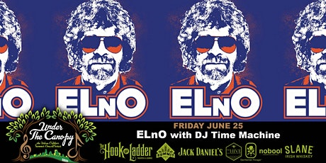 ELnO  with guest DJ Time Machine tickets